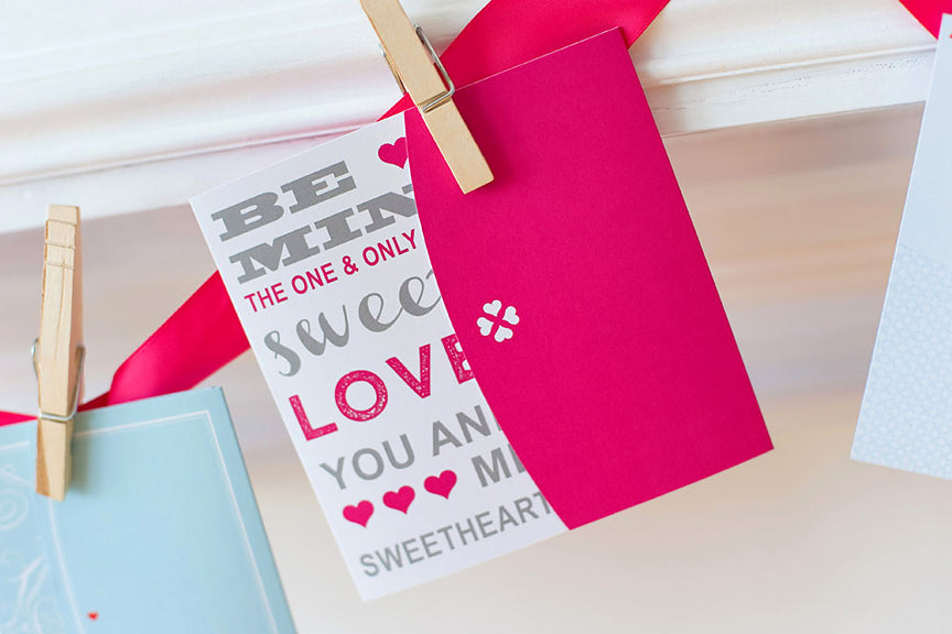 valentines day card templates for professional photographers