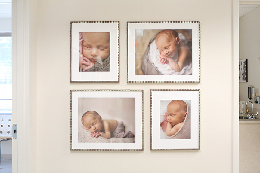 Using Design Aglow Frames to Market Your Studio