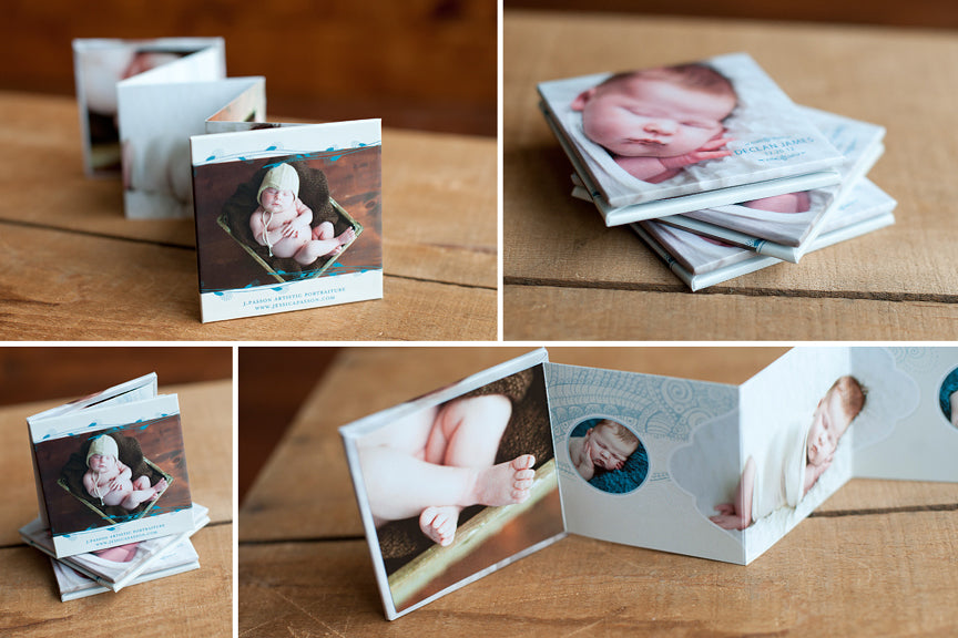 baby accordion album template