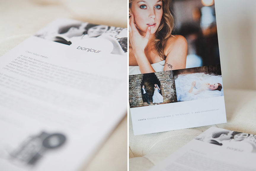 wedding welcome packet templates for photographers