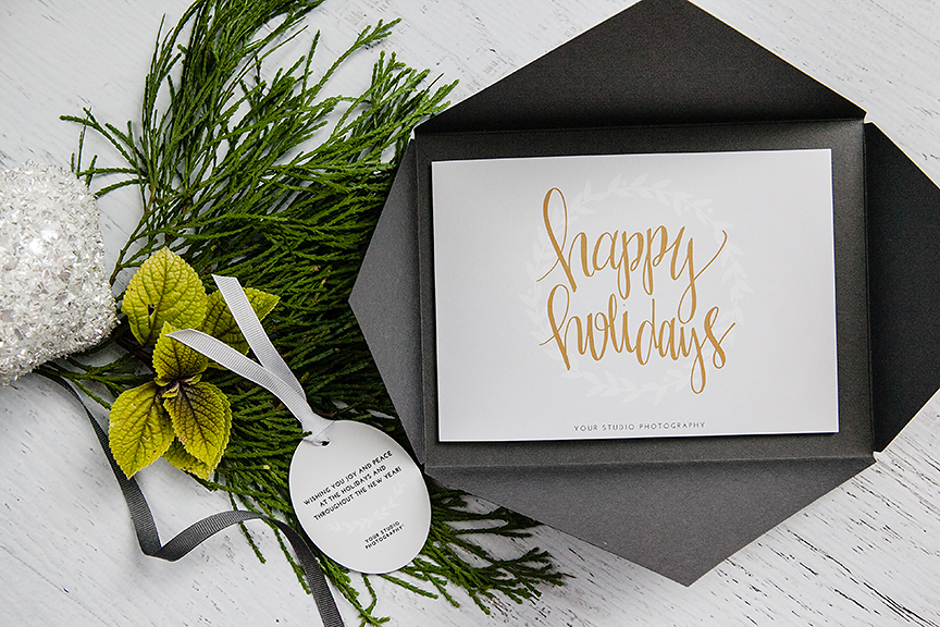 Client Holiday Gift Kit for Photographers