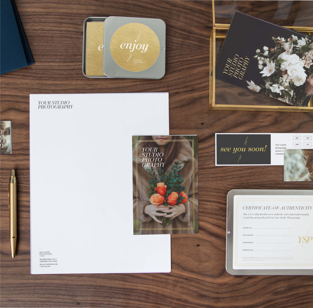 ICON Stationery Suite