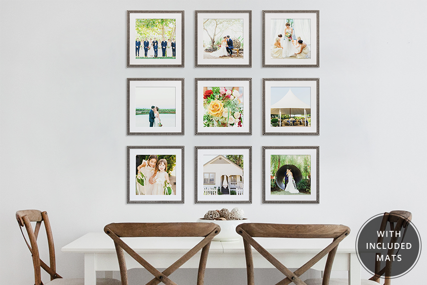 Collection 3 Ready Made Frames Design Aglow