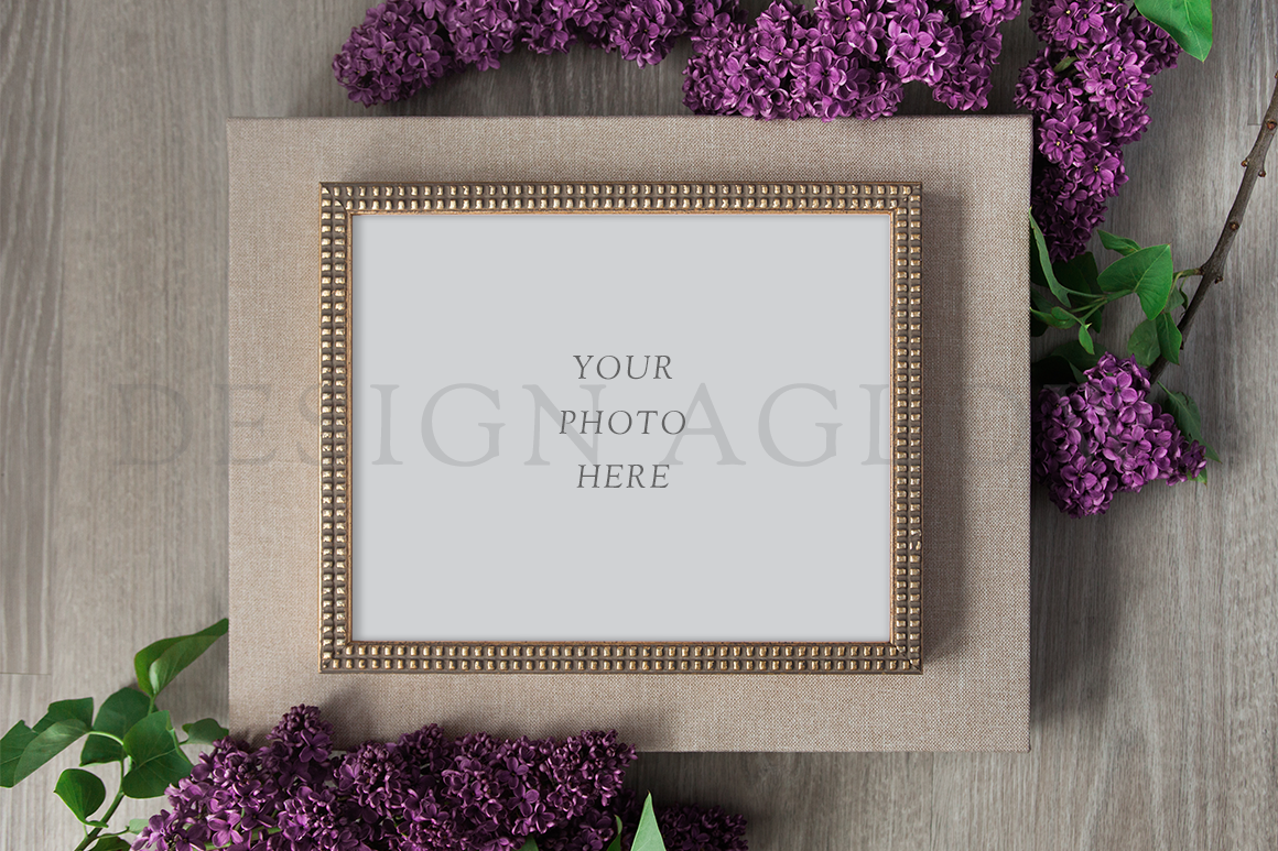 frame mockup stock photo template for pro photographers design aglow