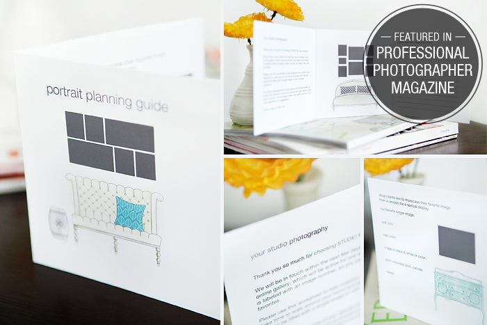 client order planning guide for photographers design aglow