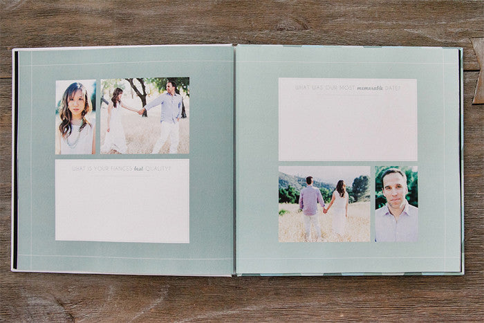 Senior Album Templates for Photographers - Design Aglow