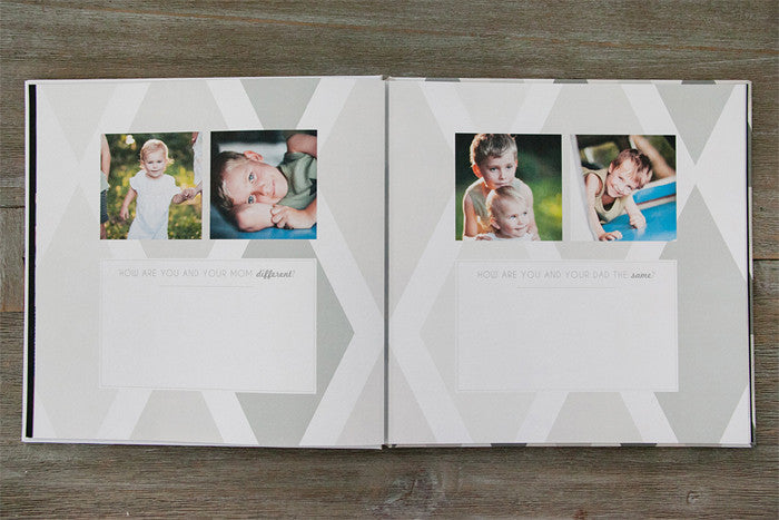 interactive keepsake albums design aglow 16