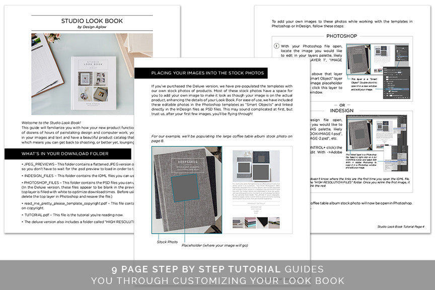Product Guide and Studio Brochure for Photoshop and InDesign ...