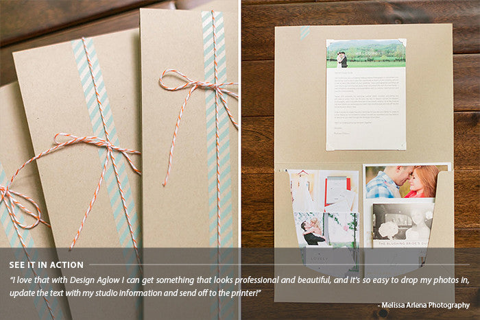Wedding Photography Welcome Packet: Wedding Client Welcome Packets