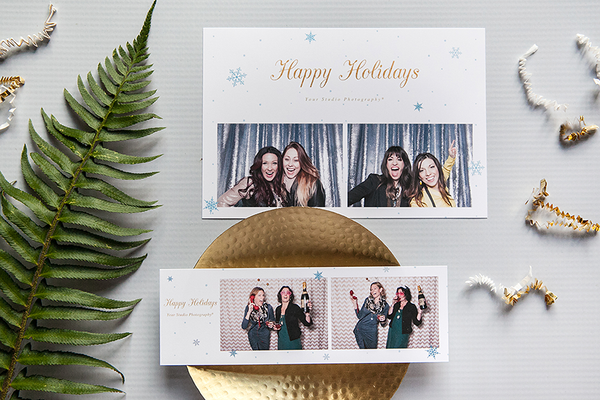 photo booth marketing template for photographers