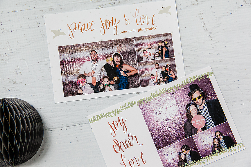 Photo Booth Takeaway Templates