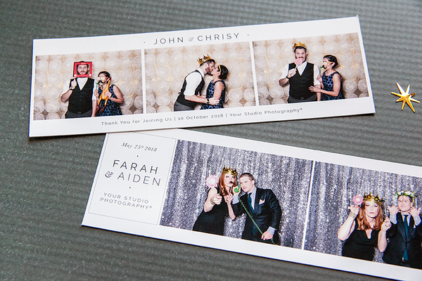 Photo Booth Marketing Template For Photographers Design