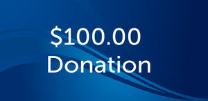 $100.00 Donation Muskegon Community