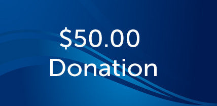 $50.00 Donation Muskegon Community
