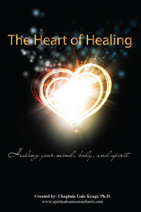 The Heart of Healing 1 CD