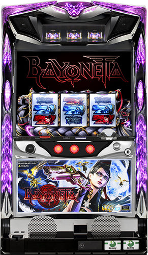 Bayonetta-Slot Machine