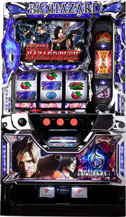 Biohazard6-Slot Machine