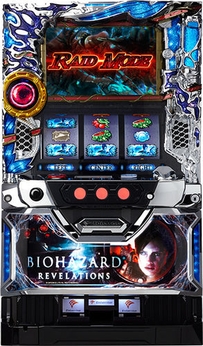 Biohazard Revelations-Slot Machine