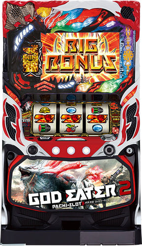 God Eater2-Slot Machine