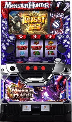 Monster Hunter (kyouryu Ver)-Slot Machine