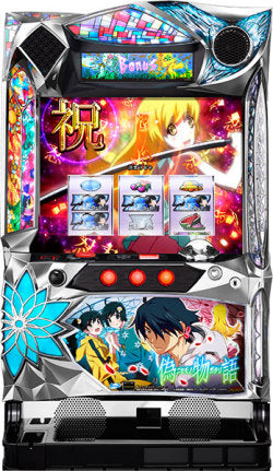 Nisemono gatari-Slot Machine