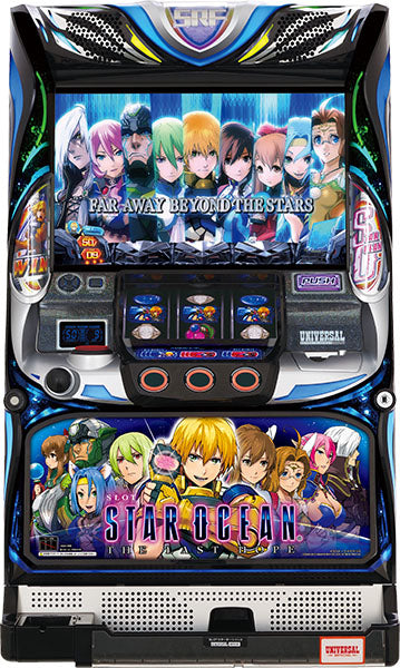Star Ocean-Slot Machine