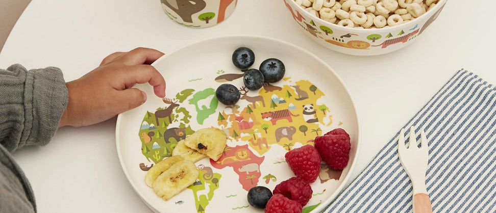 Fun Ways to Enjoy Meal Time with the Kids