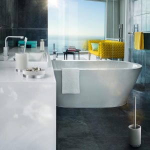 How to Accessorise the Bathroom in Modern Style