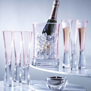 Modern and Elegant Glassware by LSA
