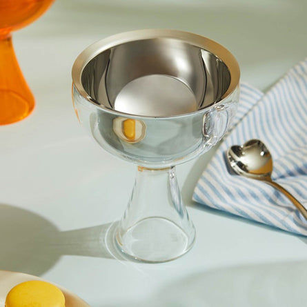Alessi Big Love Bowl and Spoon