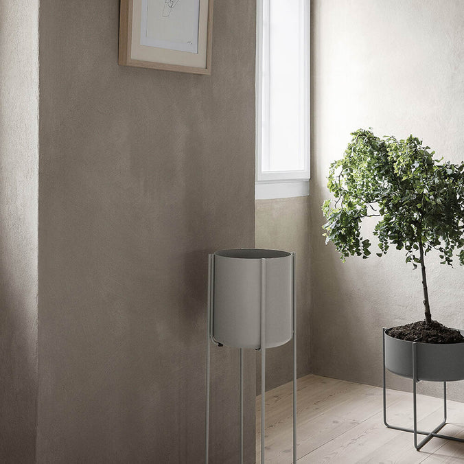Blomus Kena Plant Stand, Small - 22cm
