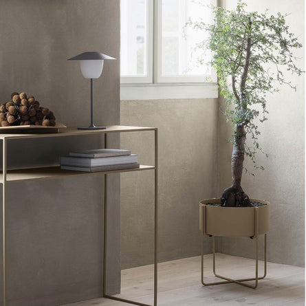 Blomus Kena Plant Stand, Large - 39cm