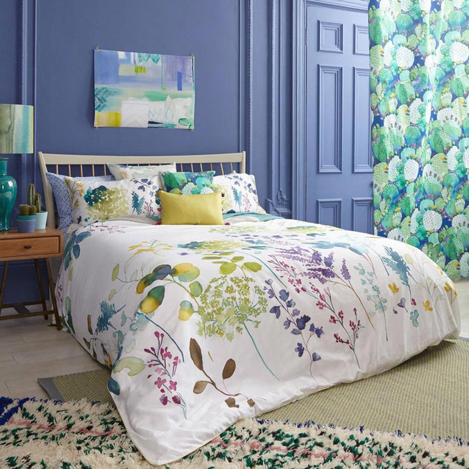 Bluebellgray Botanical Bedding