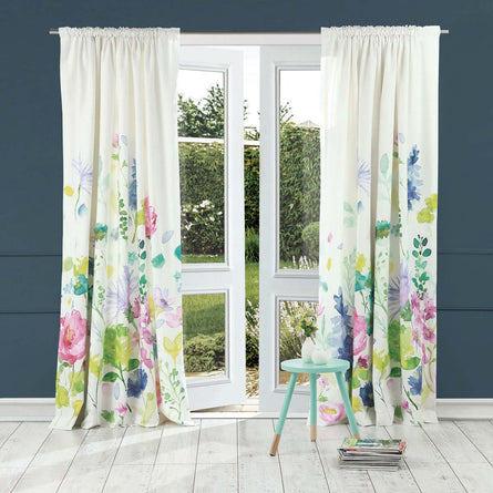 Bluebellgray Tetbury Meadow Curtains