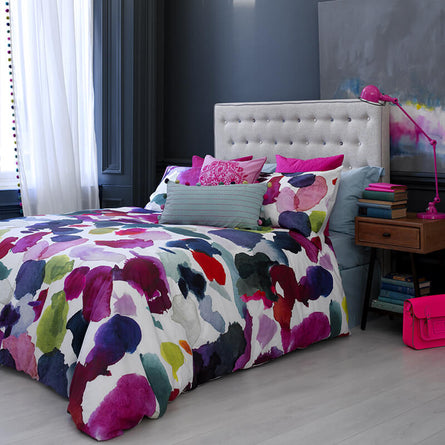 Bluebellgray Abstract Bedding