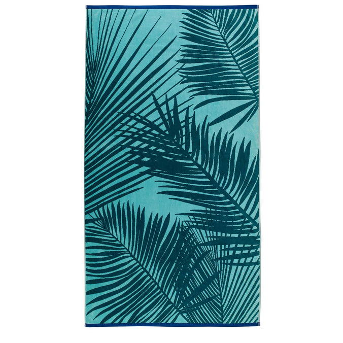 Descamps Palmette Beach Towel, 100x180cm