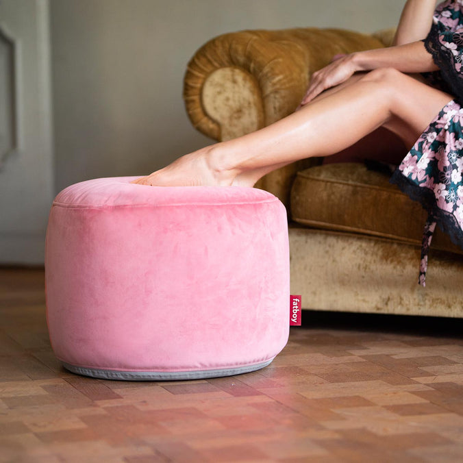 Fatboy Point Velvet Pouf