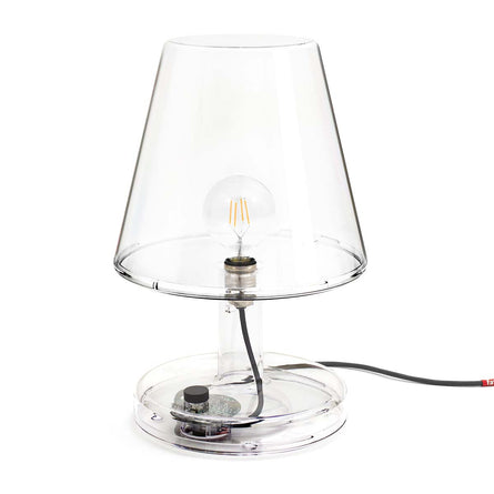 Fatboy Trans-parent Lamp, Transparent