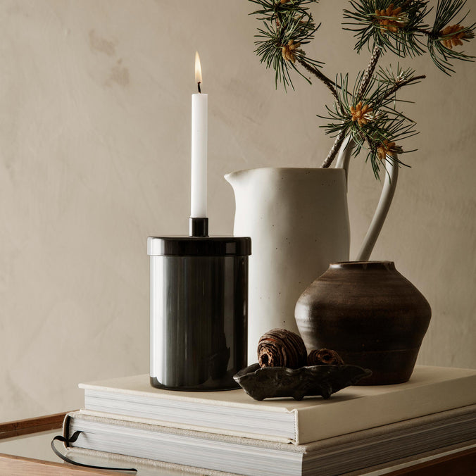 Ferm Living Count Down to Christmas, Set of 24 Candles