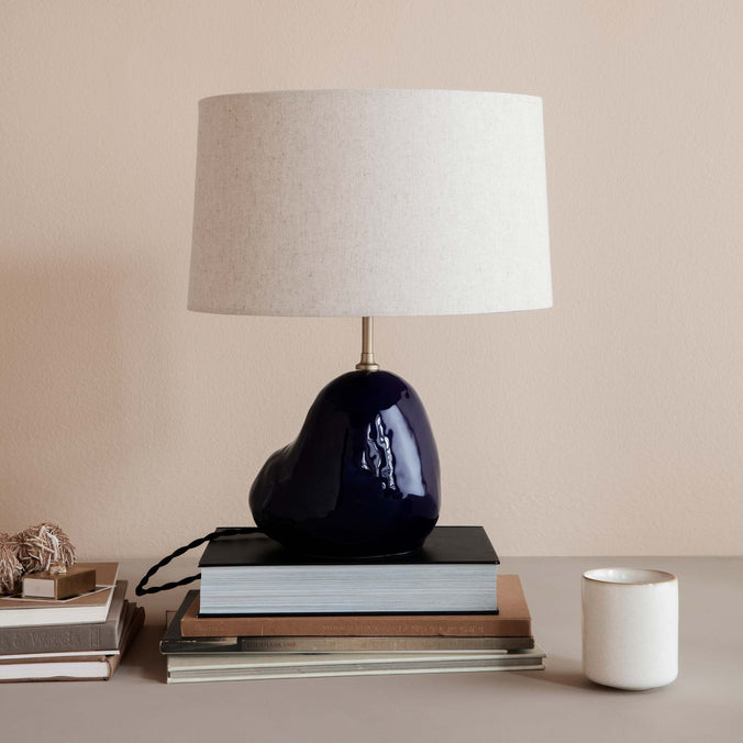Ferm Living Hebe Lamp Base Small, Off White