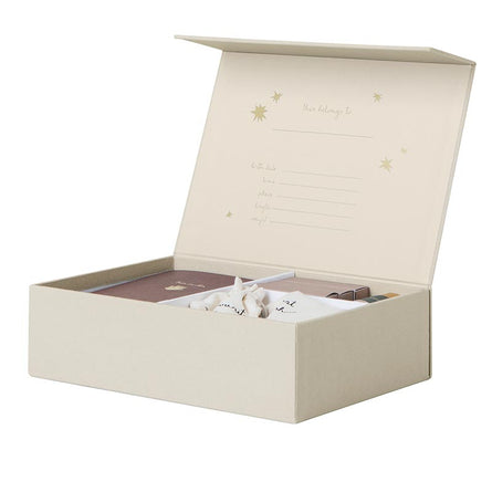 Ferm Living Kids Memory Box, The Beginning of my Life