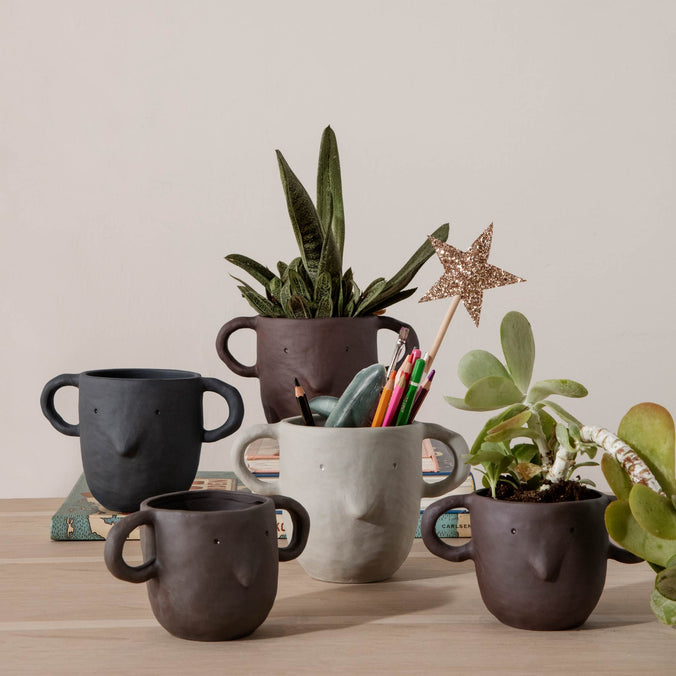Ferm Living Mus Plant Pot, Large