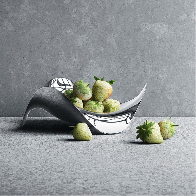Georg Jensen Cobra Stainless Steel Bowl, Small