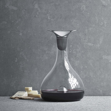 Georg Jensen Wine & Bar, Wine Carafe