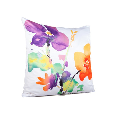 Malini Rosehip Cushion with Insert MULTI COLOUR 43x43cm