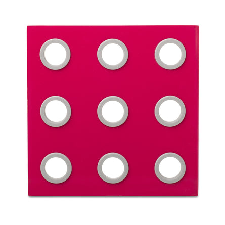 Mepal Trivet Domino - RUBINE RED