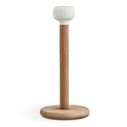 Kahler Hammershøi Paper Towel Holder, White