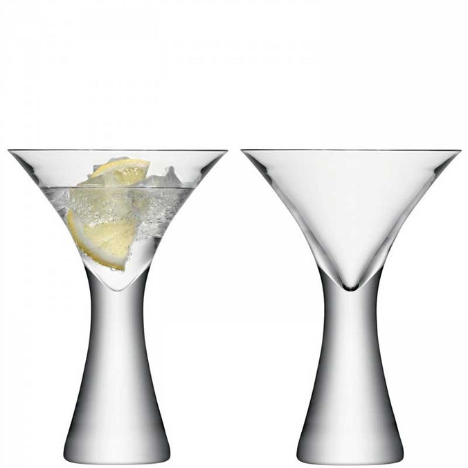 LSA Moya Cocktail Glass 300ml, Set of 2