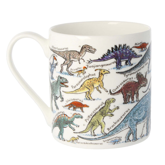 Mclaggan Smith Mugs Educational Dinosaurs Mug