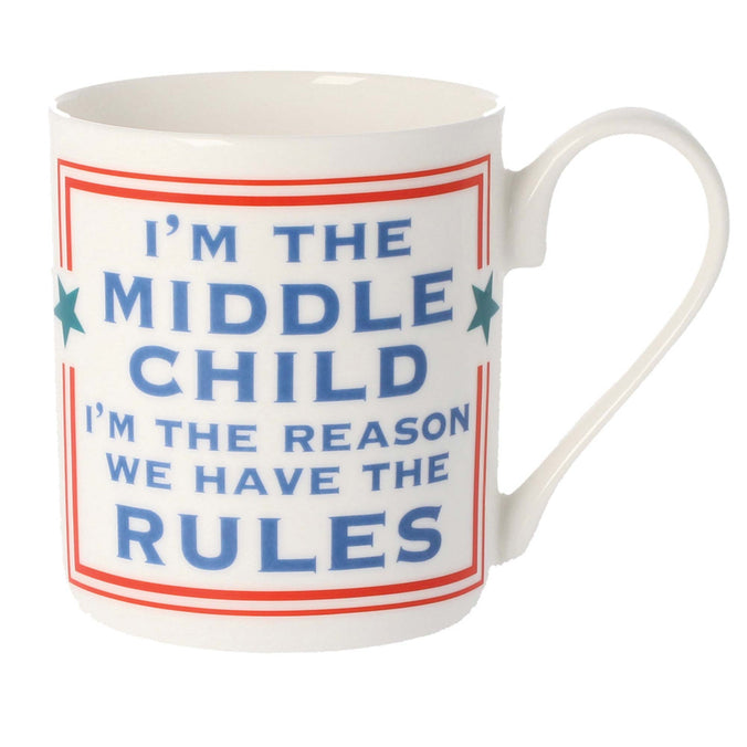 Mclaggan Smith Mugs Middle Child Mug